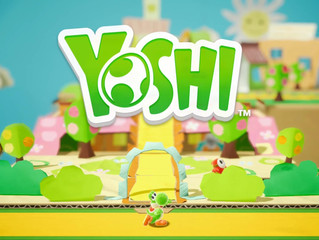 New Co-op Yoshi Game Ditches Woolly For Papercraft
