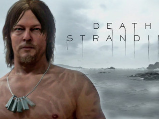 Kojima Directs Naked Norman Reedus in Death Stranding