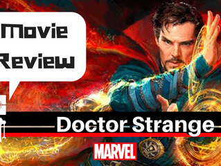 Doctor Strange is a Satisfying Adventure