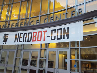 Thank you for attending Nerdbot-Con 2016!