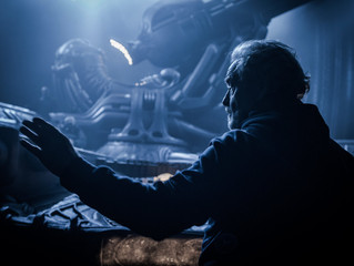 Ridley Scott to be Honored and New Alien: Covenant Teasers