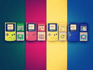 For the Love of the Game Boy