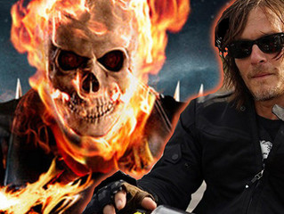 Norman Reedus As Ghostrider?