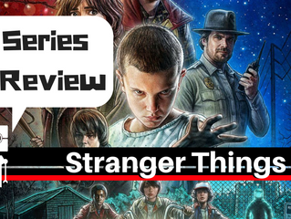 Stranger Things - A Review