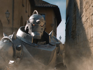 FULLMETAL ALCHEMIST MOVIE - Invitiation-only Interview with Ryosuke Yamada and Fumihiko Sori at Anim