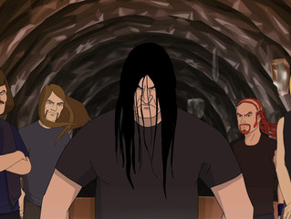 Brendon Small + Loudwire Interview = Metalocalypse News