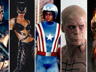 Worst and Absolutely Most Laughable Movie and TV Costumes