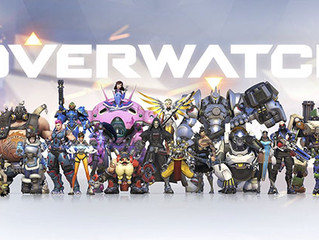 OverWatch Goes Major League in January