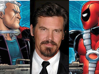 And Cable is... Josh Brolin!