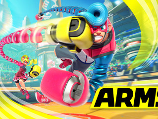 Nintendo Arms Review: 8.5/10