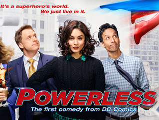 """DC's """"Powerless"""" Mixes Superheroes and the Workplace"""