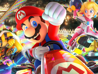 Mario Kart 8 Deluxe Was April's Best Selling Title