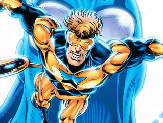 Booster Gold Movie NOT in the DCEU?