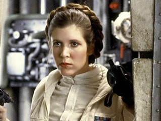 Carrie Fisher: Gone, Not Forgotten