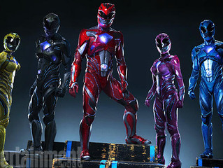 Power Rangers 2017! Suits and Cast Revealed!