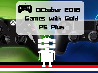October Free Games on Xbox And PlayStation