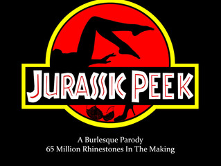 Jurassic Peek: A Burlesque Parody - Hollywood Jane Revue