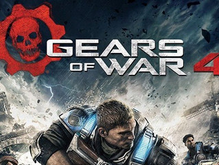 Gears of War 4 Beta is a Great Blast from the Past