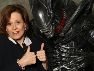 Aliens at San Diego Comic Con