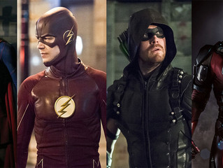 An Invasion for CW's Arrowverse crossover?