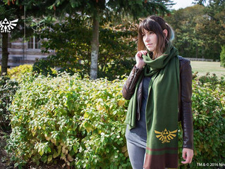 Musterbrand Drops New Legend of Zelda Fashion Line