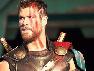 Thor's New Look in Ragnarok
