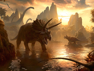 Cretaceous Park: Scientists Say We Will Have Dinosaurs in 5 Years