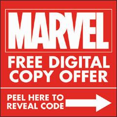 Marvel's FREE Digital Downloads