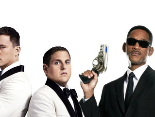Men In Black Jumpstreet Crossover in the Works