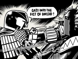 Dredd Sequel Hopes Reborn
