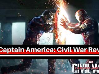 Captain America: Civil War Review! (Minor Spoilers)