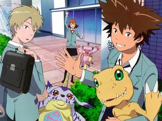 Digimon Adventure is Back!