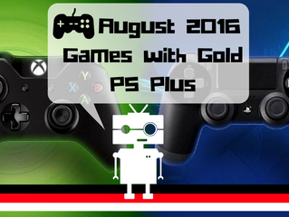 August Free Games Revealed!
