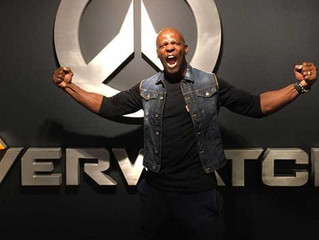 Is Terry Crews Overwatch's New Character?