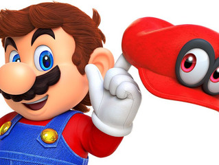 Super Mario Odyssey Trailer Review
