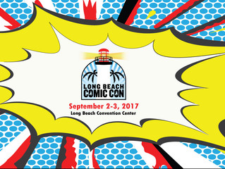 Ready for Long Beach Comic Con on September 2-3?