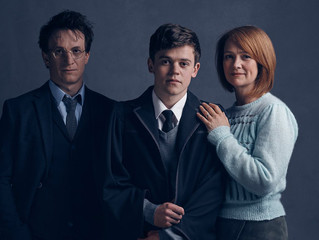 Harry Potter and the Cursed Child Cast Pictures Revealed