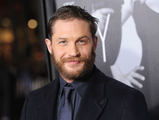 Tom Hardy as Venom? Yes, Please