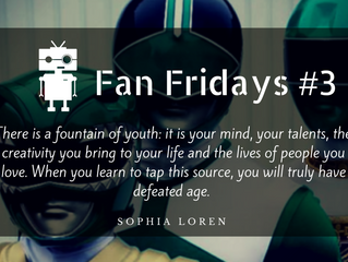 Fan Friday #3