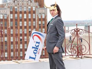 Loki2016 - Political Stance: Distribution of Wealth