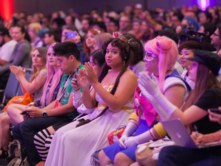 Viz Media delivers for #MoonieMonday (Anime Expo Exclusive Content!)