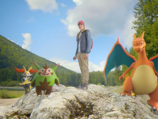 Legendary Pictures to Pick Up Pokemon Live Action