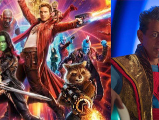 Guardians of the Galaxy Post-Credit Fun