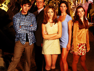Buffy the Vampire Slayer 20th Anniversary Merchandise Out Now