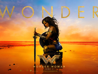 Wonder Woman is Out!