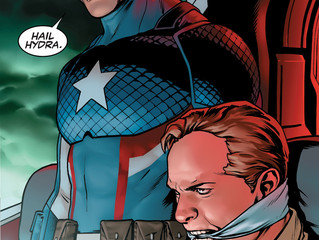 Captain Hydra, the New Captain America