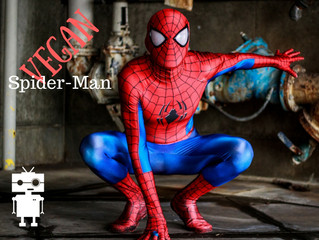Confessions of a Spider-Man Cosplayer