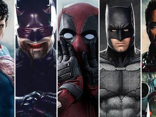 5 Best Live Action Comic Costumes
