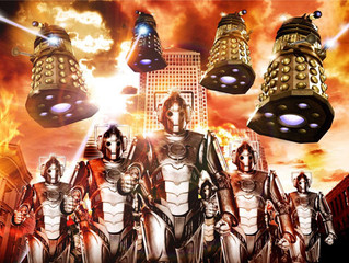 9 Greatest Doctor Who Villains