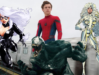 Silver Sable, Black Cat, AND Venom Join MCU